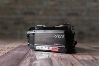 Camara Camcorder 4K ORDRO HDR