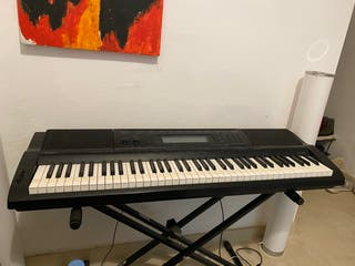 Piano Teclado Casio wk 500
