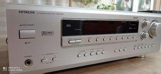 Amplificador,,, Home Cinema.Hitachi