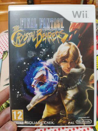 Final Fantasy Crystal Bearers - Wii