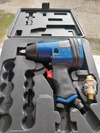 pistola de tornillo de gas