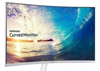 """!!Oportunidad! Monitor Curvo 32""""FullHD QLed-CH711"""