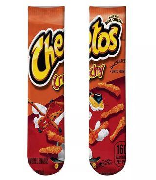 Calcetines divertidos Cheetos Crunchy