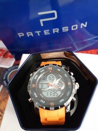 Vendo reloj hombre marca Paterson nuevo