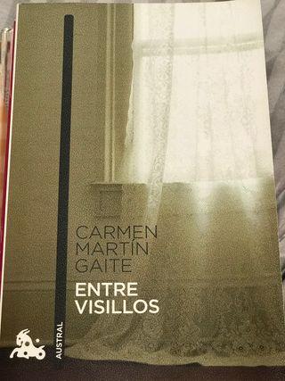 Entre visillos - Carmen Martín Gaite