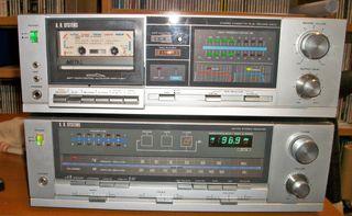 Receptor AR Systems ARS 1501 + Platina cassette