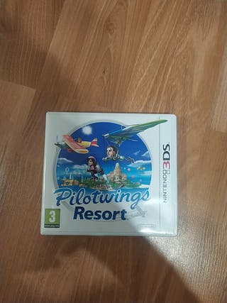 Pilotwings Resort Nintendo 3DS.