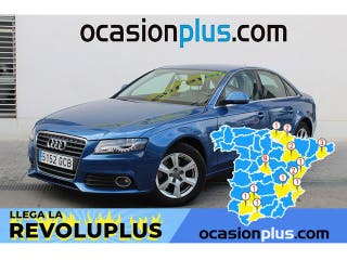 Audi A4 2.0 TDI DPF 105 kW (143 CV)