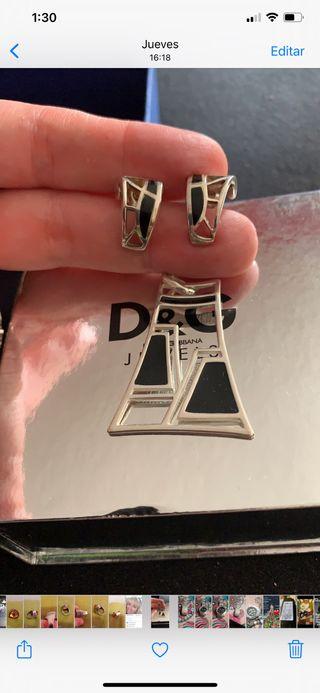 Conjunto de plata solo venta