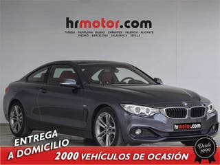 BMW Serie 4 420d Automática coupe