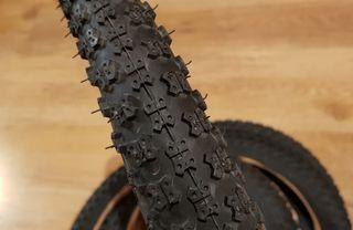 Cubiertas bicicleta 16 pulgadas
