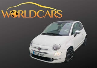 Fiat 500 1.2 mirror fleet