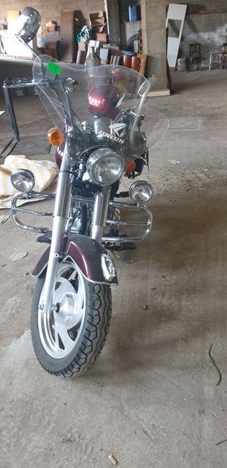 Moto 125 cc marca jinlum