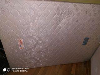 base de colchón Pikolin con patas