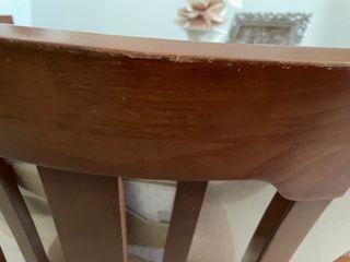 4 sillas totalmente nuevas de banak