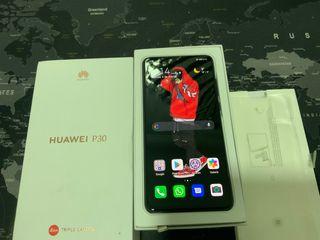 Huawei p30 libre 128 gigas factura