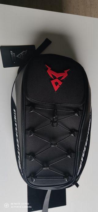 maleta asiento trasero moto nueva sport
