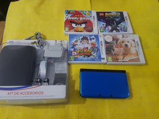 nintendo 3ds xl pack