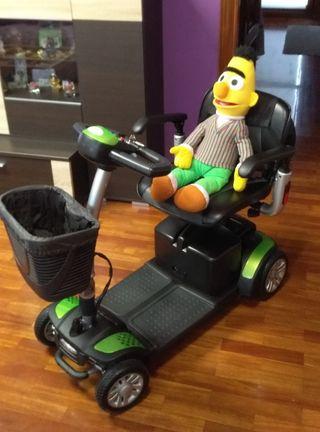Silla de ruedas electrica scooter Eclipse Plus