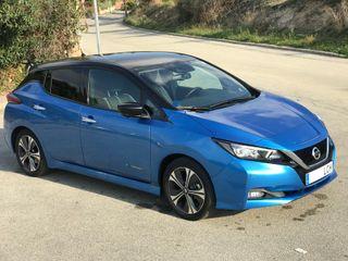 Nissan Leaf Tekna Bitono + Propilot Park