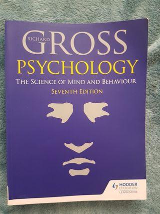 Richard GROSS Psychology Book