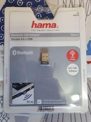 ¡SÓLO HOY JUEVES! Adaptador USB Bluetooth