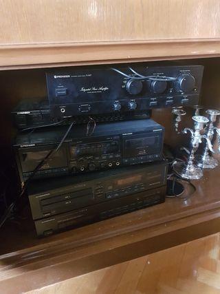 Equipo música Pioneer