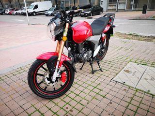 keeway RKV 125 cc 2018