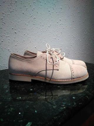 Zapatos tipo inglés - Nuevos a estrenar