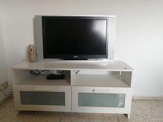 Tv LG + mesa