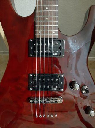 Guitarra Eléctrica ESP LTD MH-1000MNT