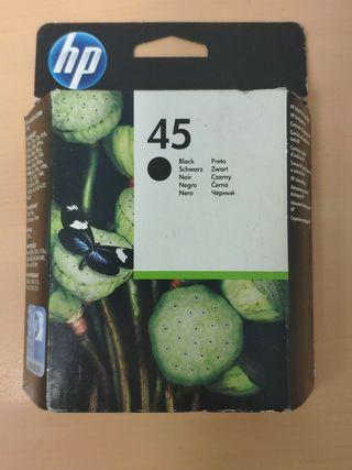 Cartucho tinta HP 45