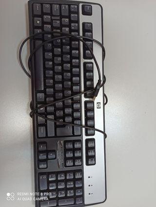 teclado ordenador HP