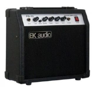 EK AUDIO AMPLIFICADOR GUITARRA ELÉCTRICA 15W PG15