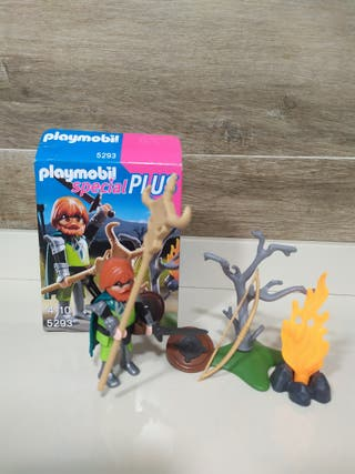 Playmobil guerrero celta 5293
