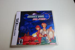 Advance Wars Dual Strike Nintendo DS/3DS