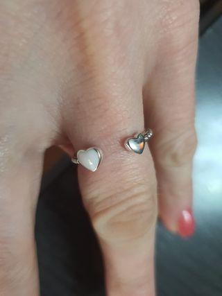 anillo plata s925