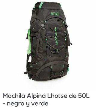 Mochila Altus 50l