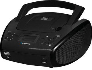 Reproductor Radio/CD Blaupunkt 8300 negro