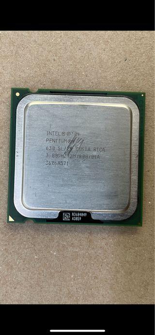 Procesador Intel® Pentium® 4, 3.0Ghz