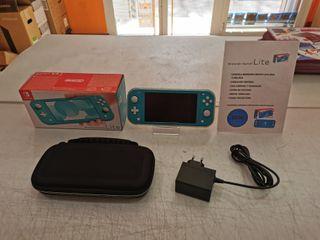 Nintendo Switch Lite con accesorios