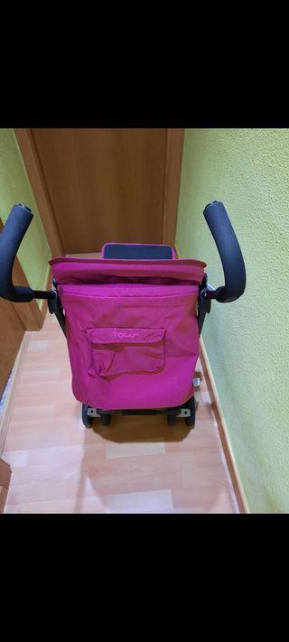 silla de paseo bebe marca Nurse