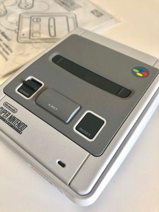 Super Nintendo Mini original