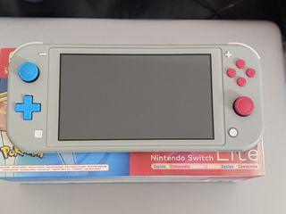 Nintendo Switch Lite + 64GB Ed. Zacian Zamacenta