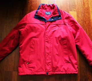 Abrigo STX Rojo Hombre Invierno Talla 58 Térmico