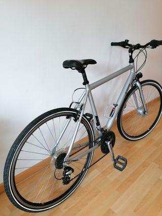 Bicicleta aluminio Talla grande 700 35c