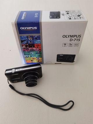 Cámara de fotos digital Olympus