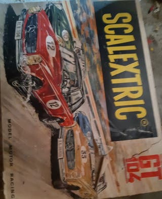 Scalextric GT104