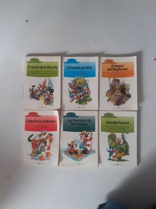 Pack Comic Clasicos de la literatura.