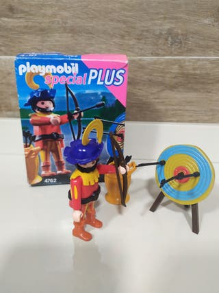 Playmobil arquero medieval 4762 special plus
